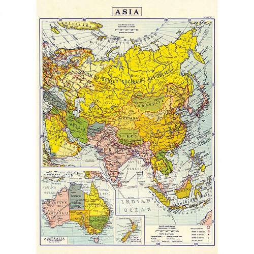 Asia-juliste