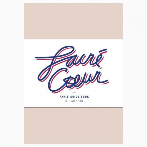 Sacre Coeur Paris guide book