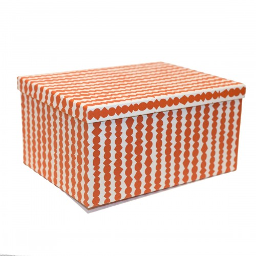 Moko Brancusi pahvinen säilytyslaatikko