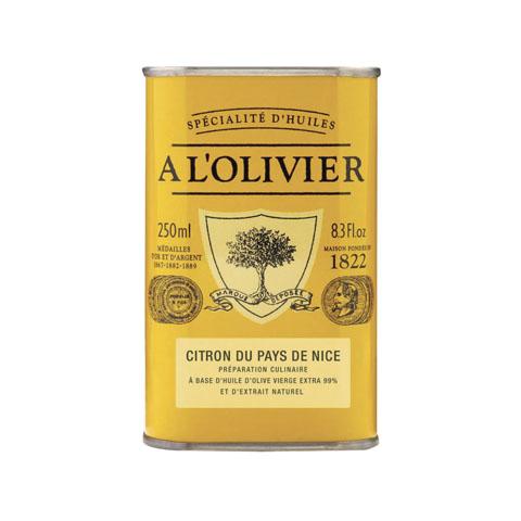 Nizzan sitruunalla maustettu oliiviöljy