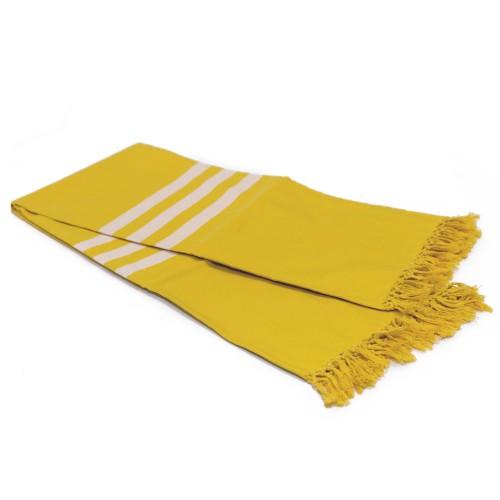 puuvillainen hamam-pyyhe