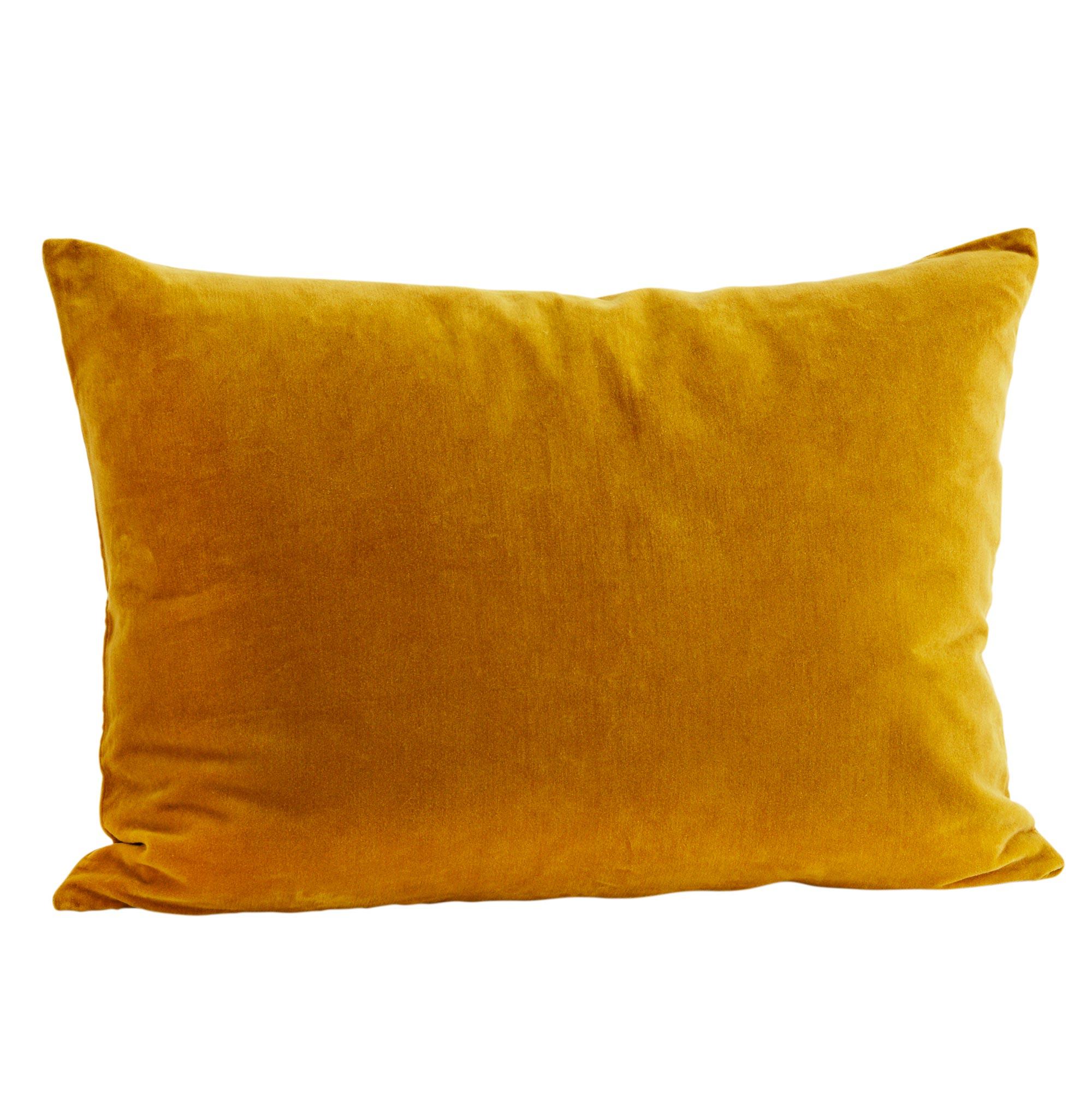 MADAM STOLTZ Mustard 50x70