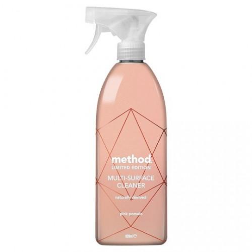 Method Pink Pomelo -yleispuhdistussuihke, Rose Gold limited edition
