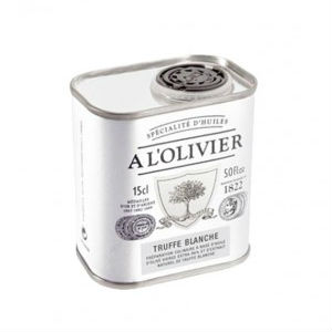 A l'Olivier valkotryffelioliiviöljy 150ml