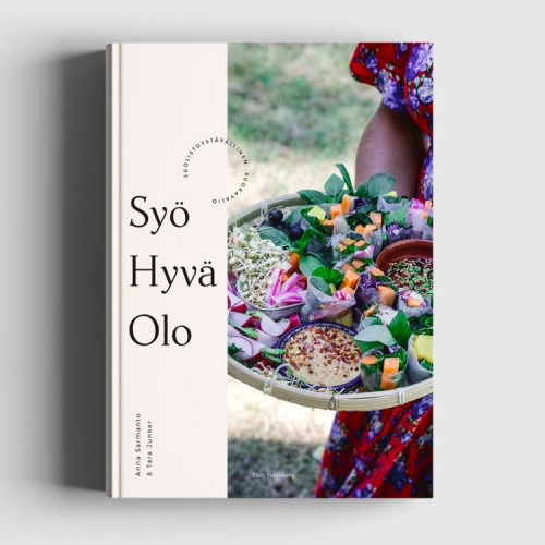 Cozy Publishing Syö Hyvä Olo -kirja