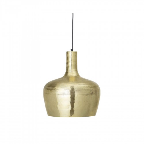Hanging Light Brass