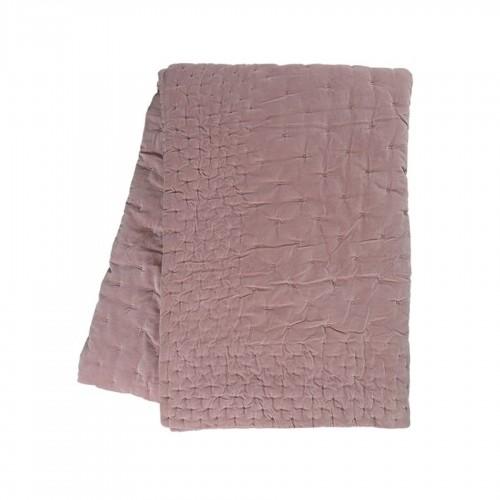 Vaaleanpunainen peitto