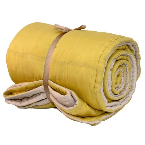moko silkkipeitto keltainen