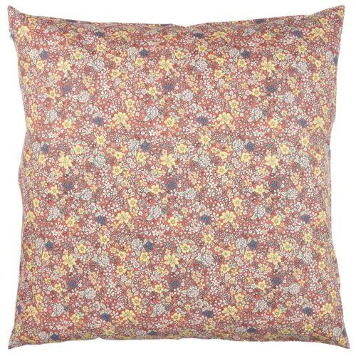 Ib Laursen kukallinen tyynynpäällinen rose 60x60