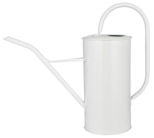 valkoinen kastelukannu 2,7 lit