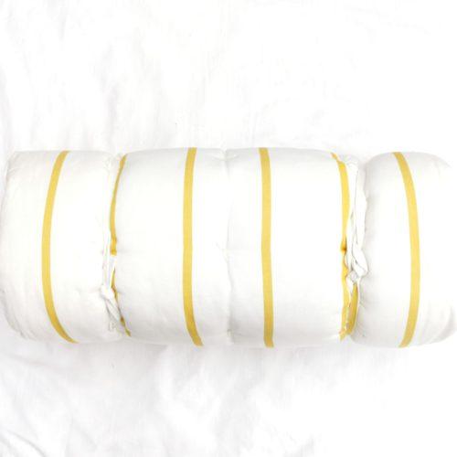 Moko Mas patja keltainen 80x150