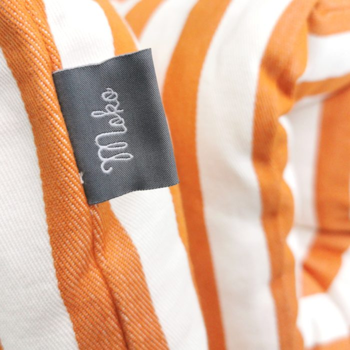 Moko Mas patja oranssi 80x150 lähi