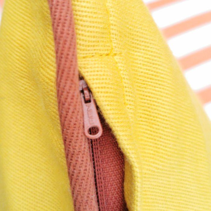 Moko mas tyynynpäällinen keltainen 40x60 lähi