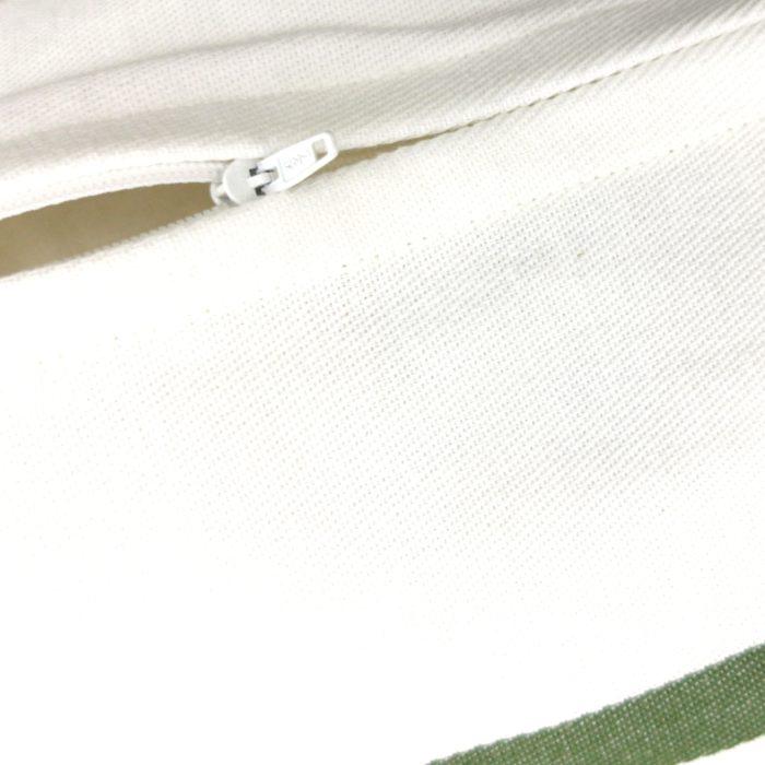 Moko mas tyynynpäällinen raidallinen vihreä 40x60 lähi