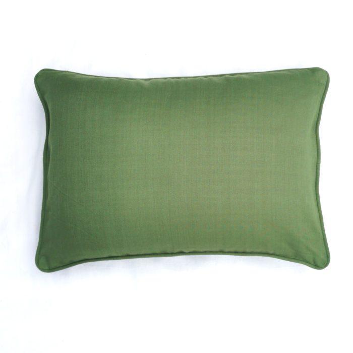 Moko mas tyynynpäällinen vihreä 40x60