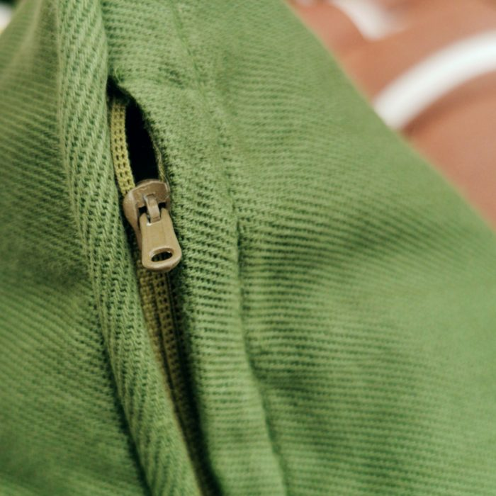 Moko mas tyynynpäällinen vihreä 40x60 lähi