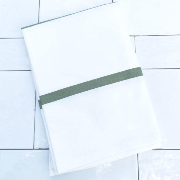 Mokomas Keittiöpyyhe vihreä