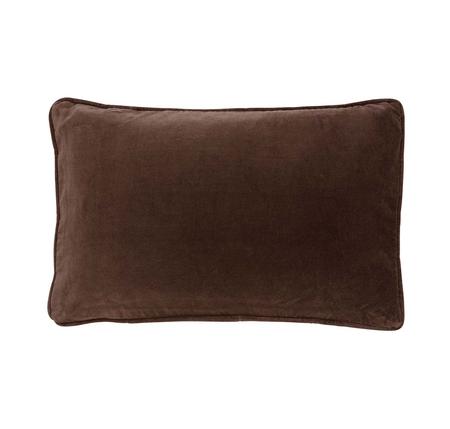 bw velvet chocolate 33x50