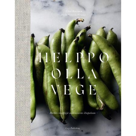 Helppo olla vege – Cozy Publishing